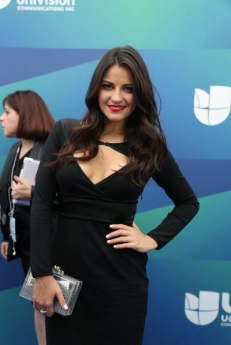 Upfront actores de telenovela