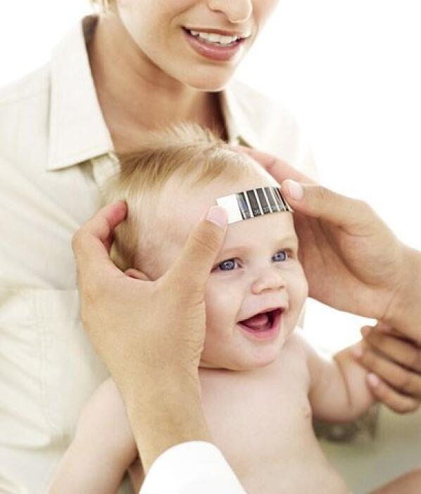 Padres desvelados = bebés con fiebre:  La fiebre más que una enfermedad...