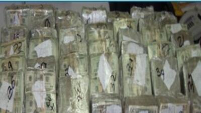 La Policía federal mexicana descubrió con tecnología de rayos X cerca de...