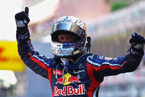 Vettel ahora tiene 143 puntos en el primer lugar de la Clasificaci&oacut...