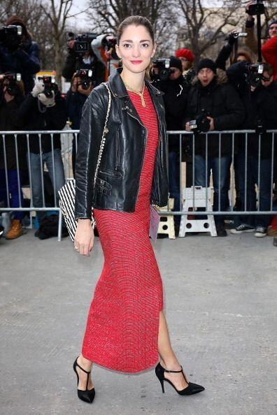 El estilo de la colaboradora de Vogue, Sofía Sánchez Barre...