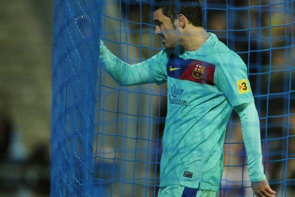 El 'Guaje' Villa no pudo gritar su gol y se lamentó al errar una clara c...