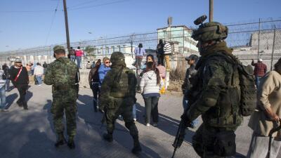 No más privilegios para líderes del crimen organizado en penal mexicano...
