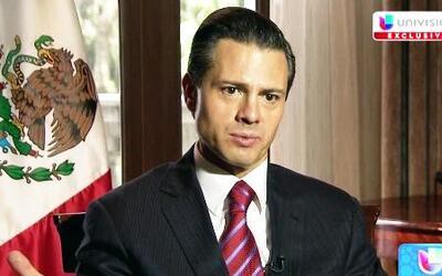 ¿Cómo se enteró el Presidente Peña Nieto de la captura de El Chapo?