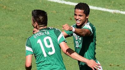 'Gio' y su hermano consideran que México tiene una selección muy competi...