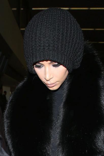 Kim ya había sido rubia.