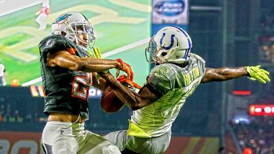 Highlights Pro Bowl 2015: Equipo Irvin vs. Equipo Carter