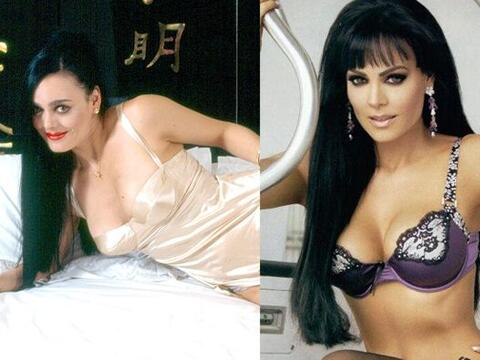Maribel Guardia es una actriz por la que, ¡parece que no pasan los...