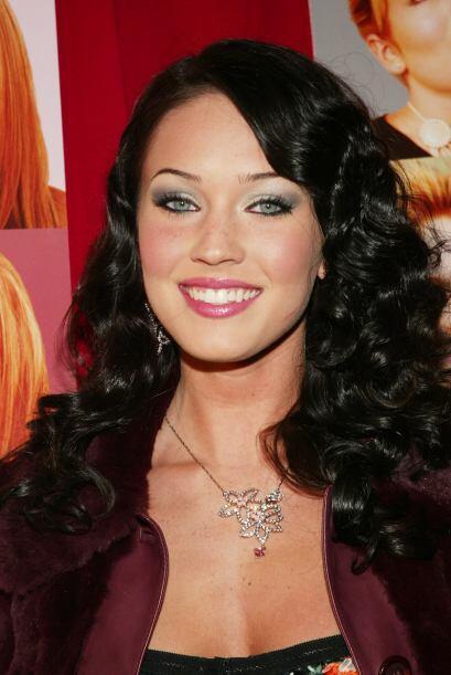 Aunque no lo creas, ella es Megan Fox hace varios años atrás. Mira aquí...