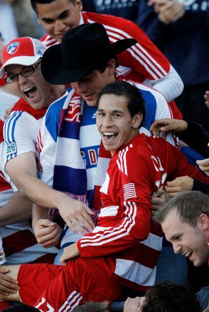 FC Dallas también arrancó con un espectacular triunfo el 3...