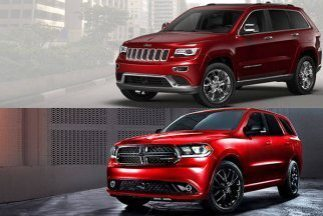 Jeep Grand Cherokee y Dodge Durango 2015