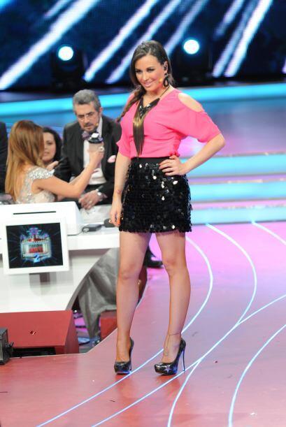 María José se ha destacado por su potente voz y los éxitos que ha lograd...
