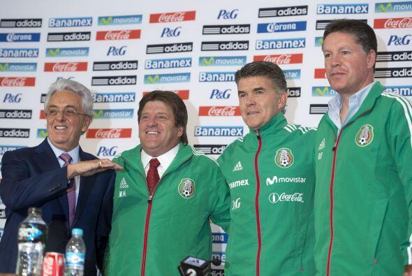 México acabó el Hexagonal con únicamente 11 puntos quedando en cuarto lu...