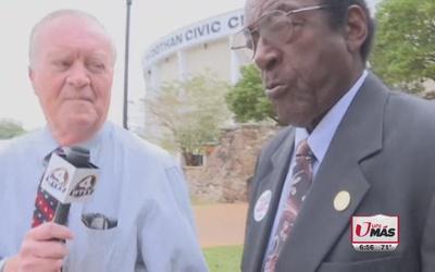 Arrestan a Comisionado de Alabama por atacar a reportero