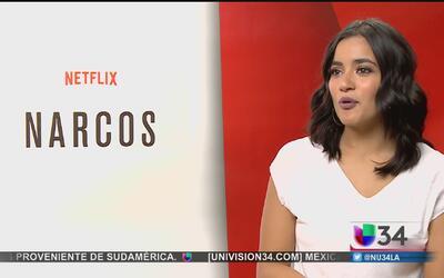 """Entrevista: Paulina Gaitán y su rol como Tata Escobar en """"Narcos"""""""