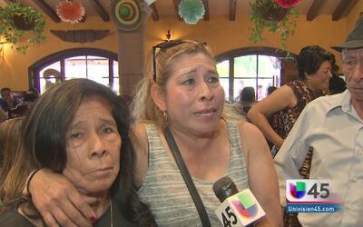 Así celebraron el día de las madres en Houston