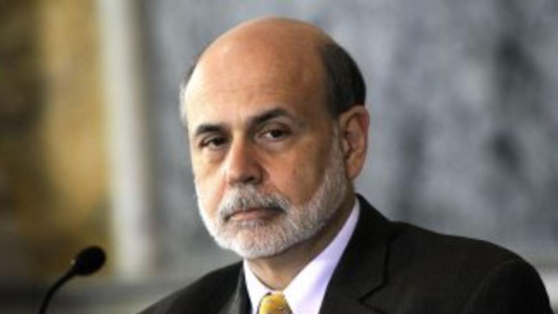 Bernankeno hizo alusión a la política monetaria en su discurso.
