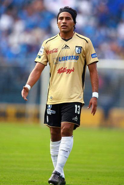 Alvin Mendoza: El oriundo de la Ciudad de México jugó un mundial sub 20...