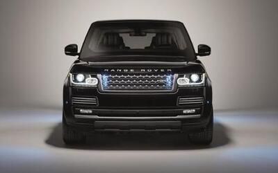 Land Rover presentó el Range Rover Sentinel. El primer vehículo blindado...