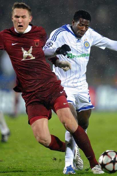 Rubín Kazán y Dinamo de Kiev empataron sin goles en un par...