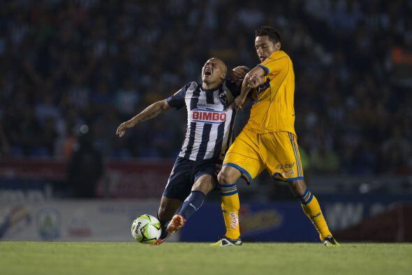 En el Clausura 2013 Monterrey derrotó como local a los Tigres por...