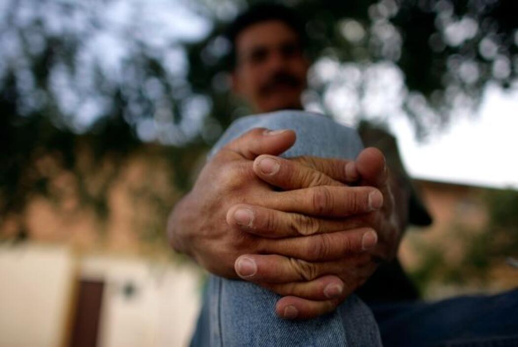 Según la Comisión Interamericana de Derechos Humanos (CIDH), 18,000 migr...