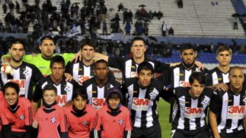 Montevideo Wanderers campeón por primera vez en uruguay.