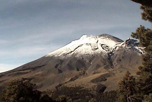 Adicionalmente se registraron seis eventos volcanotectónicos.