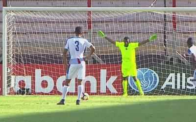 Premundial Sub 20: Con otro penal, Ricardo Ávila convirtió el 2-1 de Pan...
