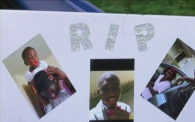Vigilia para joven asesinado en una fiesta de graduación