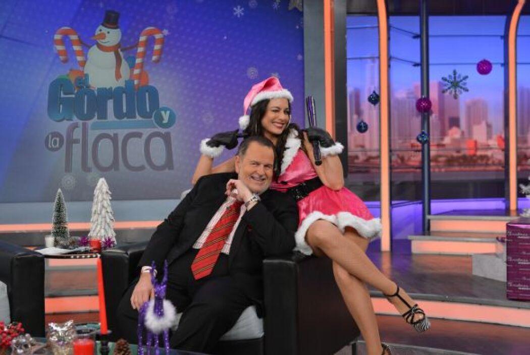 El equipo de El Gordo y la Flaca te desea una muy feliz Navidad.