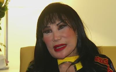 Lyn May asegura haber vivido un tórrido romance con Juan Gabriel