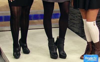 Medias para lucir piernas de modelo