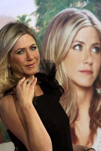 Jennifer Aniston, otra que se suma a la lista de quienes piden legalizar...