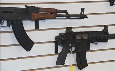 ¿Es necesario un mayor control de armas?
