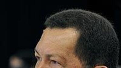 Chávez advierte anulará comercio con Colombia si Santos es elegido presi...
