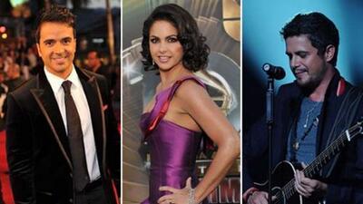 Los cantantes se expresaron en sus cuentas de Twitter sobre la elección...