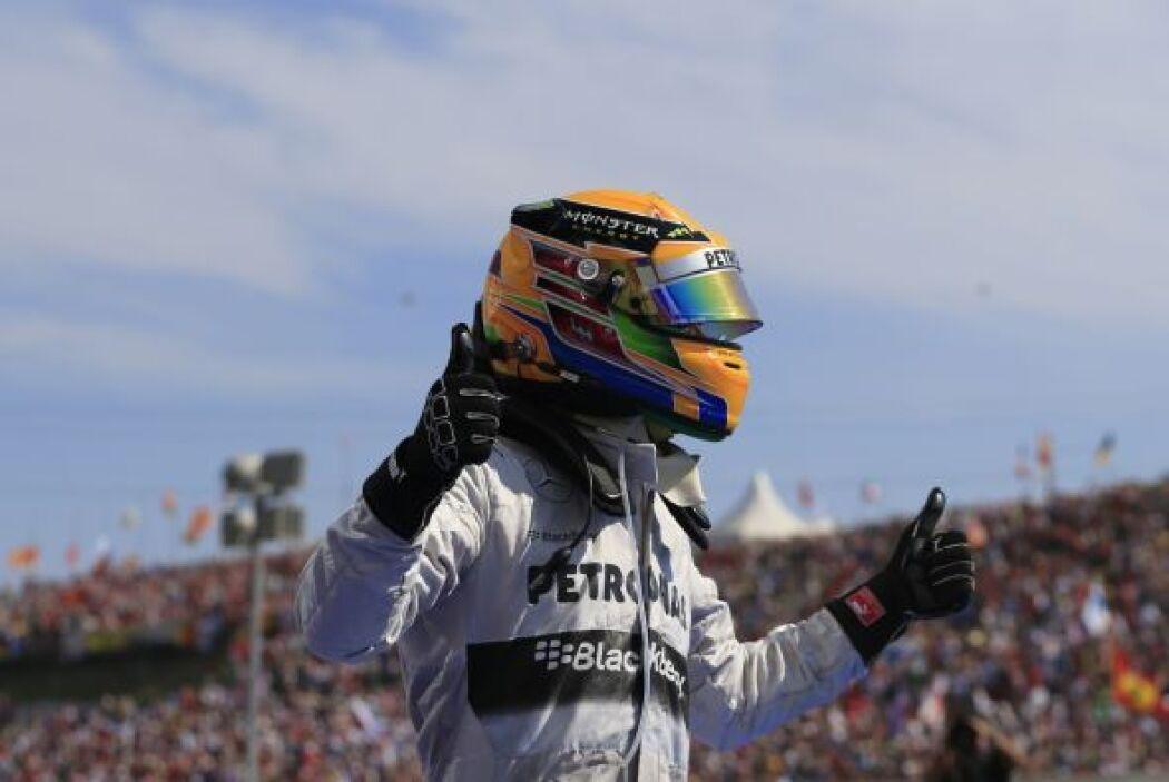 Toda la acción y pasión de la F1 en el circuito  Hungaroring  en el GP d...