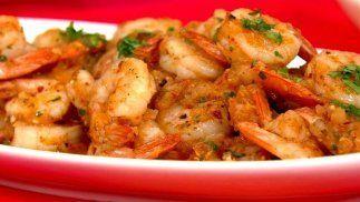 Camarones ahumados con chipotle   Prepara esta receta y te querrás chupa...
