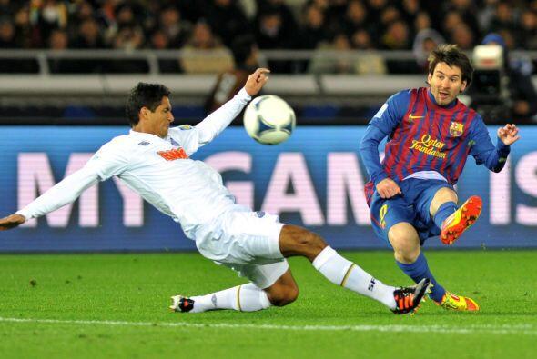 Neymar nunca disparó a portería, o sea, todavía hiz...