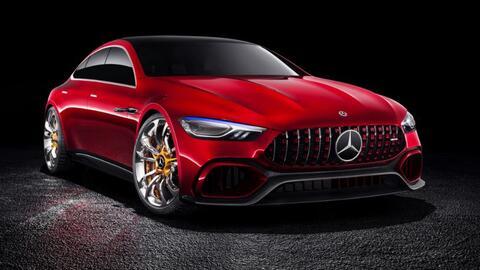 En Video: El futuro de los Mercedes-Benz fue mostrado en Ginebra