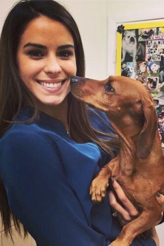 Vanessa ya encontró otro un perrito perfecto para agrandar su familia, d...