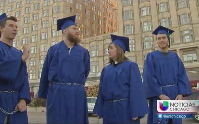 Reclaman educación superior pública y gratuita