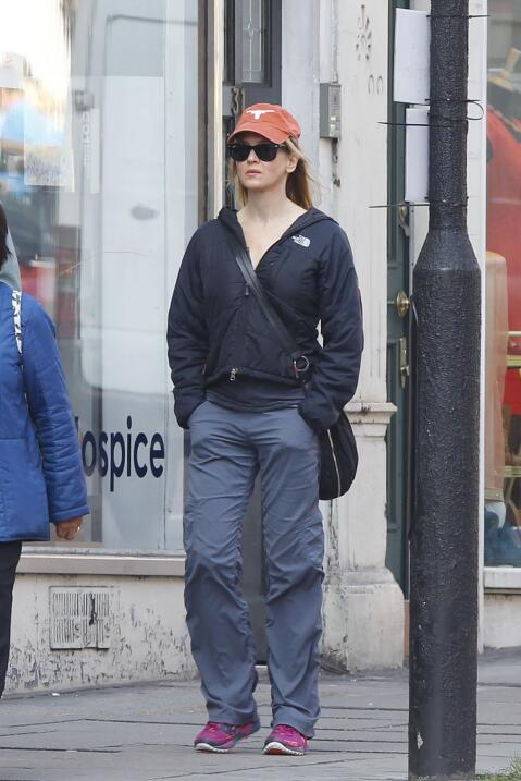 Renee Zellweger en Londres