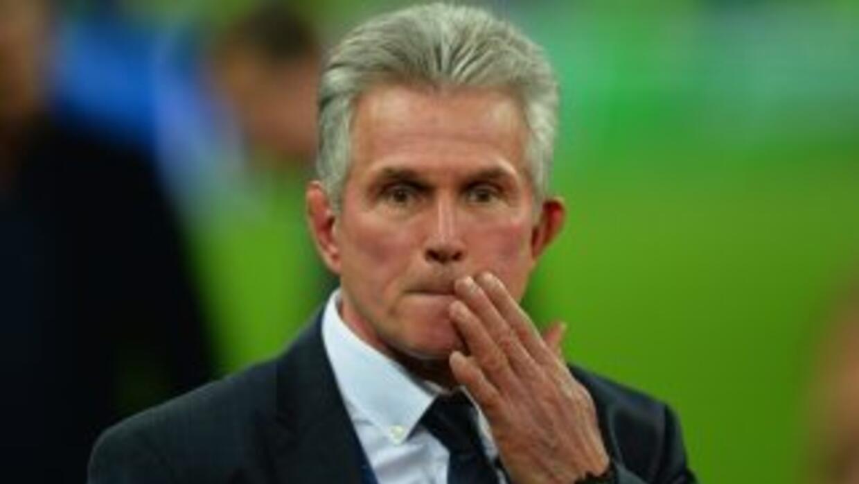 El entrenador alemán prefiere mantenerse en el retiro que recientemente...