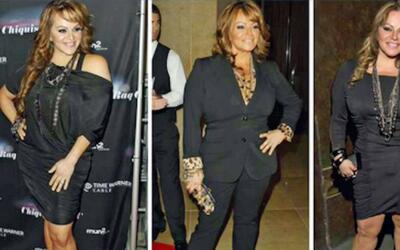 Jenni Rivera tenía su propio estilo y te mostramos cuales eran sus looks...