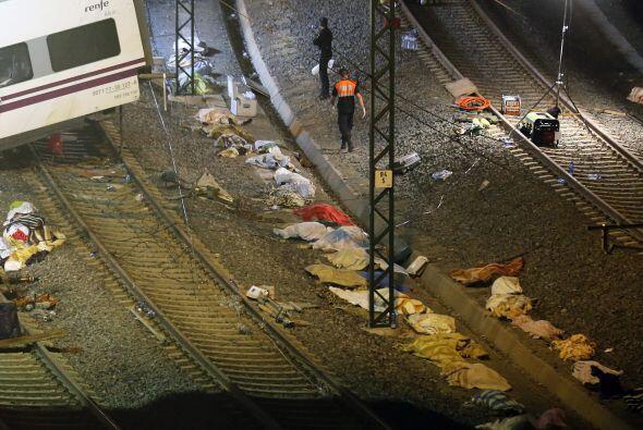 """El diario """"La Voz de Galicia"""" detalla que iban a bordo 225 personas."""
