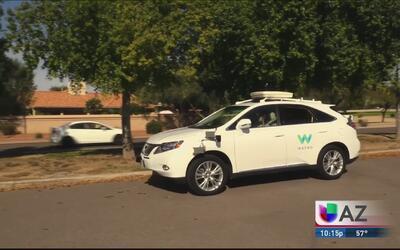 Automóviles autónomos, la respuesta tecnológica contra los accidentes