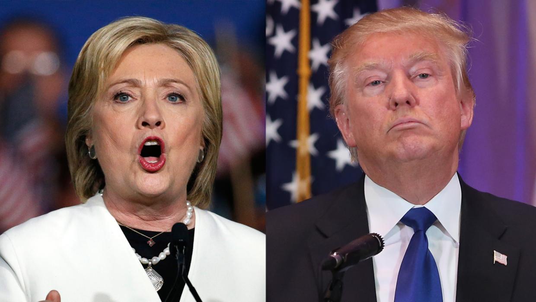 Hillary y Trump ya perfilan como candidatos presidenciales
