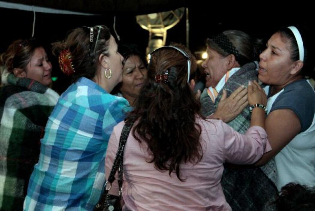 La explosión en el pozo de Coahula, hizo recordar la tragedia del 2006 o...